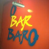 Photo taken at O Bar BarO by Paulo Roberto C. on 3/6/2013