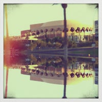 Photo taken at ASU Gammage by Daniel C. on 10/30/2012