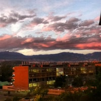 Photo taken at UNAM Facultad de Medicina by Alex C. on 1/13/2013