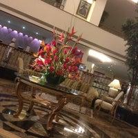 Photo taken at Hyatt Regency Merida by Rodolfo J. on 11/4/2012