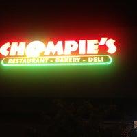 Photo taken at Chompie's Deli by Ron W. on 11/3/2012