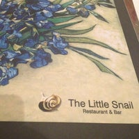 Photo taken at The Little Snail by Anjelica 'Jolly' G. on 6/27/2013