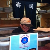 Photo taken at Sakura Sushi Japanese Restaurant by Tom G. on 10/30/2012
