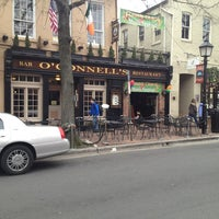 Photo taken at Daniel O'Connell's Restaurant & Bar by Christopher on 4/4/2013