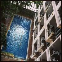Photo taken at Rita Resort and Residence by Lena K. on 12/30/2012