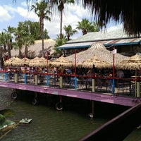 Photo taken at Hula Hut by Mark C. on 6/20/2013