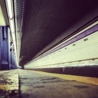 Photo taken at MTA Subway - High St/Brooklyn Bridge (A/C) by Andriyanto S. on 5/14/2013