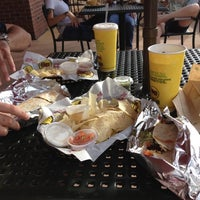 Photo taken at Moe's Southwest Grill by Diego C. on 9/19/2012