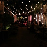 Photo taken at Tryst by Vincent N. on 11/11/2012