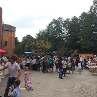 Photo taken at International School of Amsterdam by Eugene B. on 9/7/2014