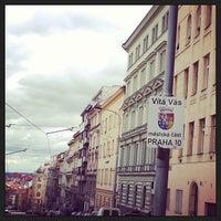 Photo taken at Czech Inn by Alicia D. on 4/12/2013
