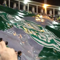 Photo taken at Estádio Municipal Paulo Machado de Carvalho (Pacaembu) by . on 4/12/2013
