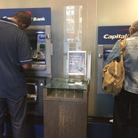 Photo taken at Capital One Bank by Mike T. on 10/6/2016