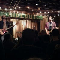 Photo taken at The Hideout by Lesley S. on 3/10/2013