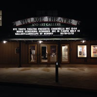 Photo taken at Village Theatre by Ronnie A. on 12/13/2014