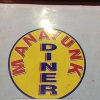 Photo taken at Manayunk Diner by Adam B. on 12/15/2012