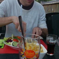 Photo taken at Het Aards Hof by Timothy V. on 7/6/2013