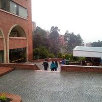 Photo taken at Universidad Manuela Beltrán by Alejandro R. on 12/18/2012