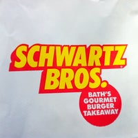 Photo taken at Schwartz Bros by Aaron C. on 5/17/2013