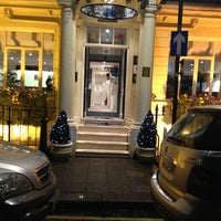 Photo taken at Umi Hotel London by Georgy a. on 12/22/2012