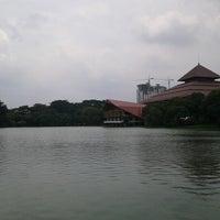 Photo taken at Universitas Indonesia by Pambudi S. on 2/23/2013