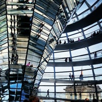 Photo taken at Reichstag by Ioana C. on 7/3/2013