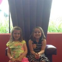 Photo taken at Bounceu Fishers by Jason P. on 6/8/2014