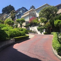Photo taken at Russian Hill by Huynh B. on 4/29/2016