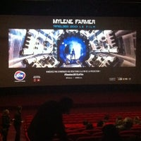 Photo taken at Pathé Beaux-arts by Rom on 3/27/2014