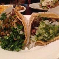 Photo taken at Tacos Matamoros by Mike U. on 4/5/2013