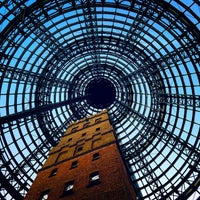 Photo taken at Shot Tower Museum by Will T. on 4/2/2015