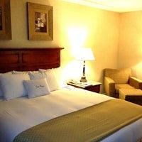 Photo taken at DoubleTree by Hilton Hotel Torrance - South Bay by Emine U. on 2/16/2013