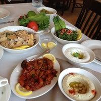 Photo taken at Abdulwahab Lebanese Restaurant مطعم عبد الوهاب by Asad A. on 9/15/2012