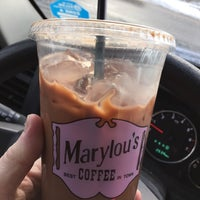 Photo taken at Marylou's Coffee by Beth C. on 2/6/2016