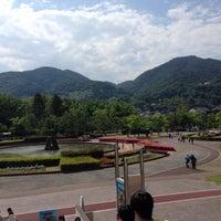 Photo taken at Jōyama Park by れい L. on 6/5/2016