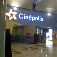 Photo taken at Cinépolis by Ulises R. on 6/10/2013