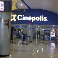 Photo taken at Cinépolis by Ulises R. on 11/11/2012
