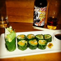 Photo taken at Mana Food Bar by Philippa M. on 10/30/2012