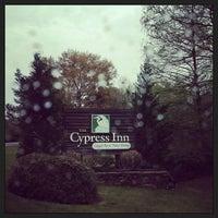 Photo taken at Cypress Inn Restaurant by Brenda on 4/3/2013
