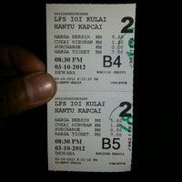 Photo taken at LFS Cinemas by Anep I. on 10/3/2012