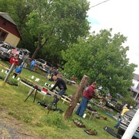 Photo taken at Neshanic Flea Market by C.J. G. on 5/5/2013