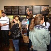 Photo taken at Starbucks by Mazen on 10/20/2012