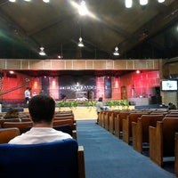 Photo taken at ELIM Central Los Angeles by Juan R. on 7/24/2014