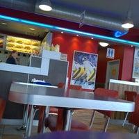 Photo taken at Burger King by Christian H. on 11/5/2014