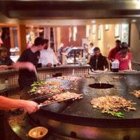 Photo taken at BD's Mongolian BBQ by Ash Y. on 1/14/2013