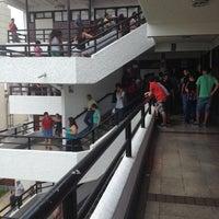 Photo taken at Facultad de Ciencias de la Comunicación UAP by Nil C. on 3/17/2013