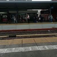 Foto tomada en Estación San Isidro [Línea Mitre] por Carol Michaell C. el 10/9/2013