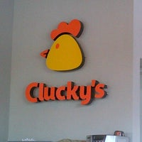 Photo taken at Clucky's by Jay R. on 3/9/2013