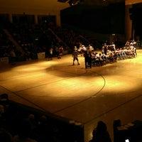 Photo taken at Santa Cruz Civic Auditorium by Mel L. on 3/13/2016