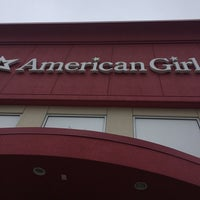 Photo taken at American Girl Doll Store by TheCubicleChick.com D. on 8/17/2014